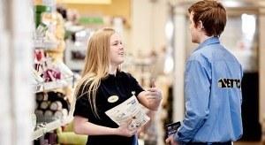 Som elev i Netto er du tit i kontakt med kunden